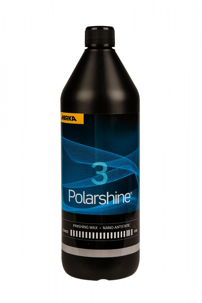 Mirka Polarshine 3 Finishing Nano Antistatic Wax 1L